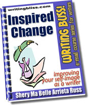 Inspired Change: Improving Your Self-Image as a Writer