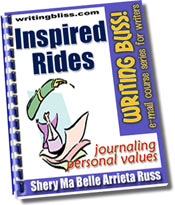 Inspired Rides 1: Journaling Personal Values