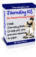 Journaling Kit - Four Journaling Books