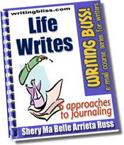Memory journal autobiography writing template