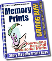 Memory Prints: Journaling Personal Emotional Truths