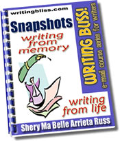 Snapshots: Writing from Memory, Writing from Life